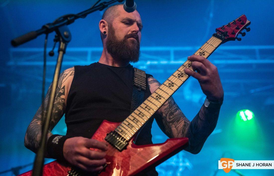 Zealot Cult, Dolans, Limerick, Shane J Horan, 27-10-18-3