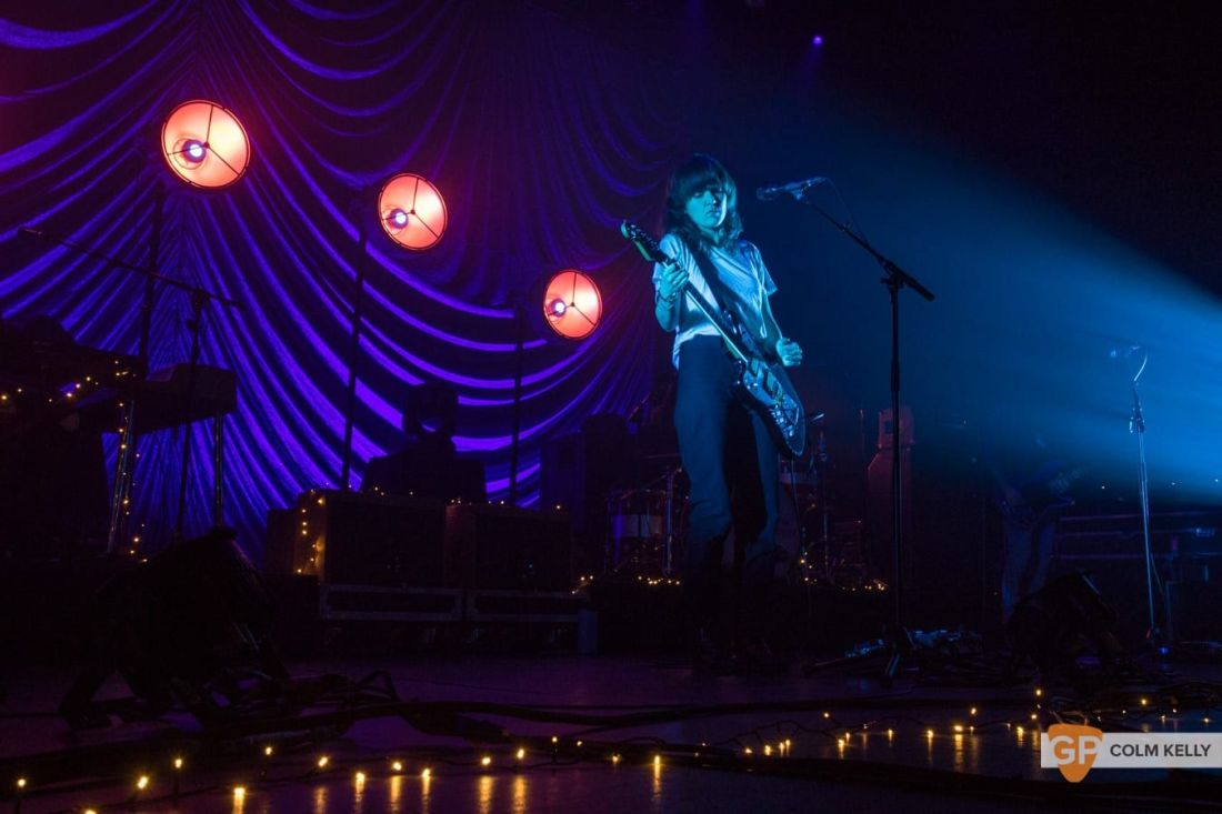 Courtney Barnett at The Olympia Theatre, Dublin by Colm Kelly-117