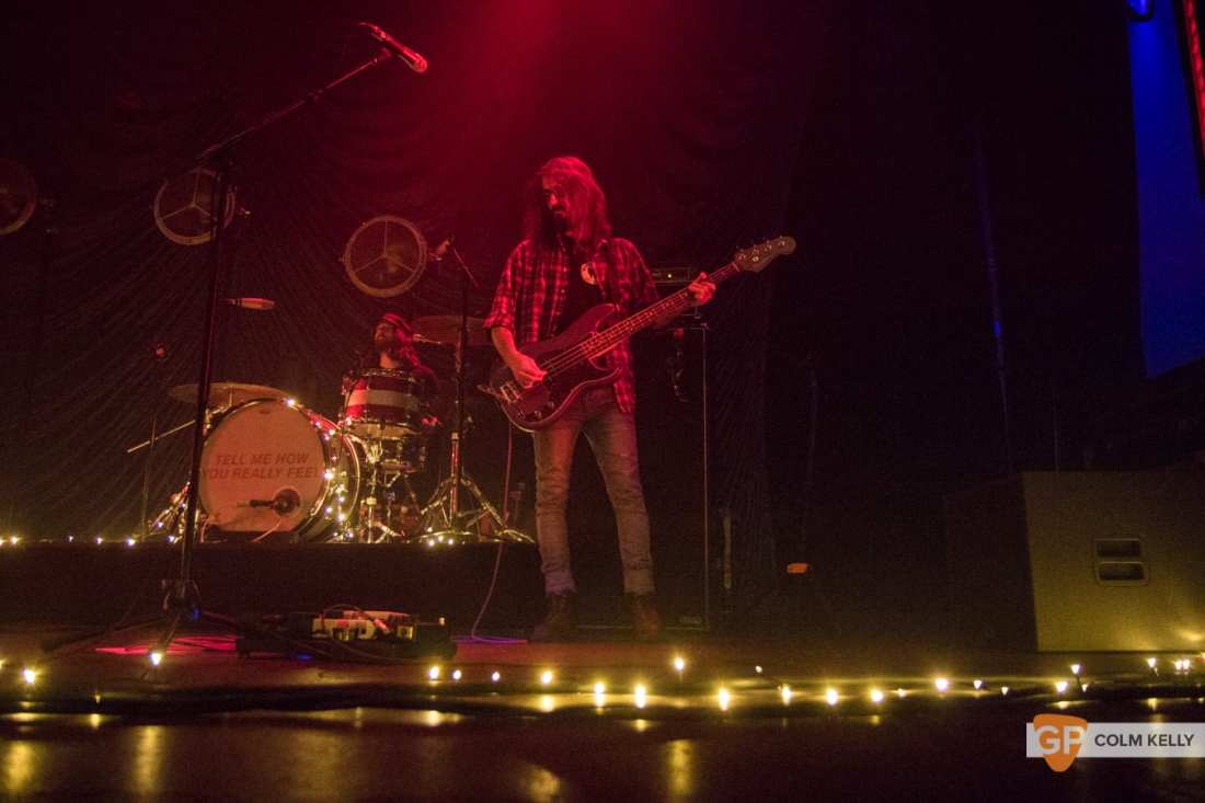 Courtney Barnett at The Olympia Theatre, Dublin by Colm Kelly-14
