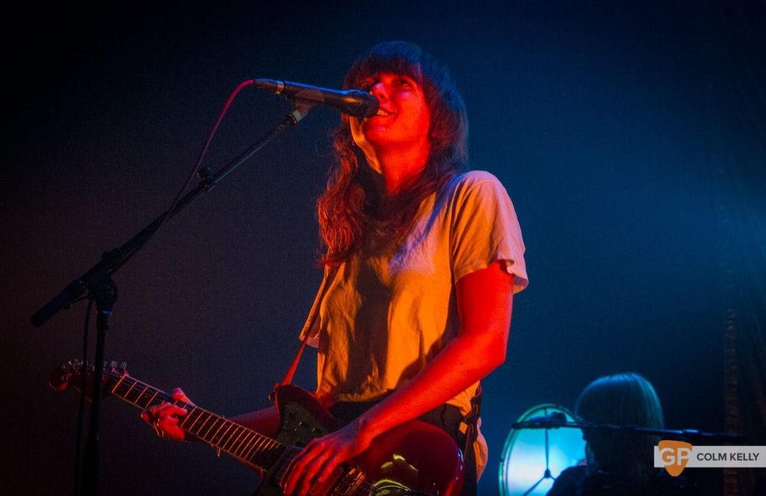 Courtney Barnett at The Olympia Theatre, Dublin by Colm Kelly-156