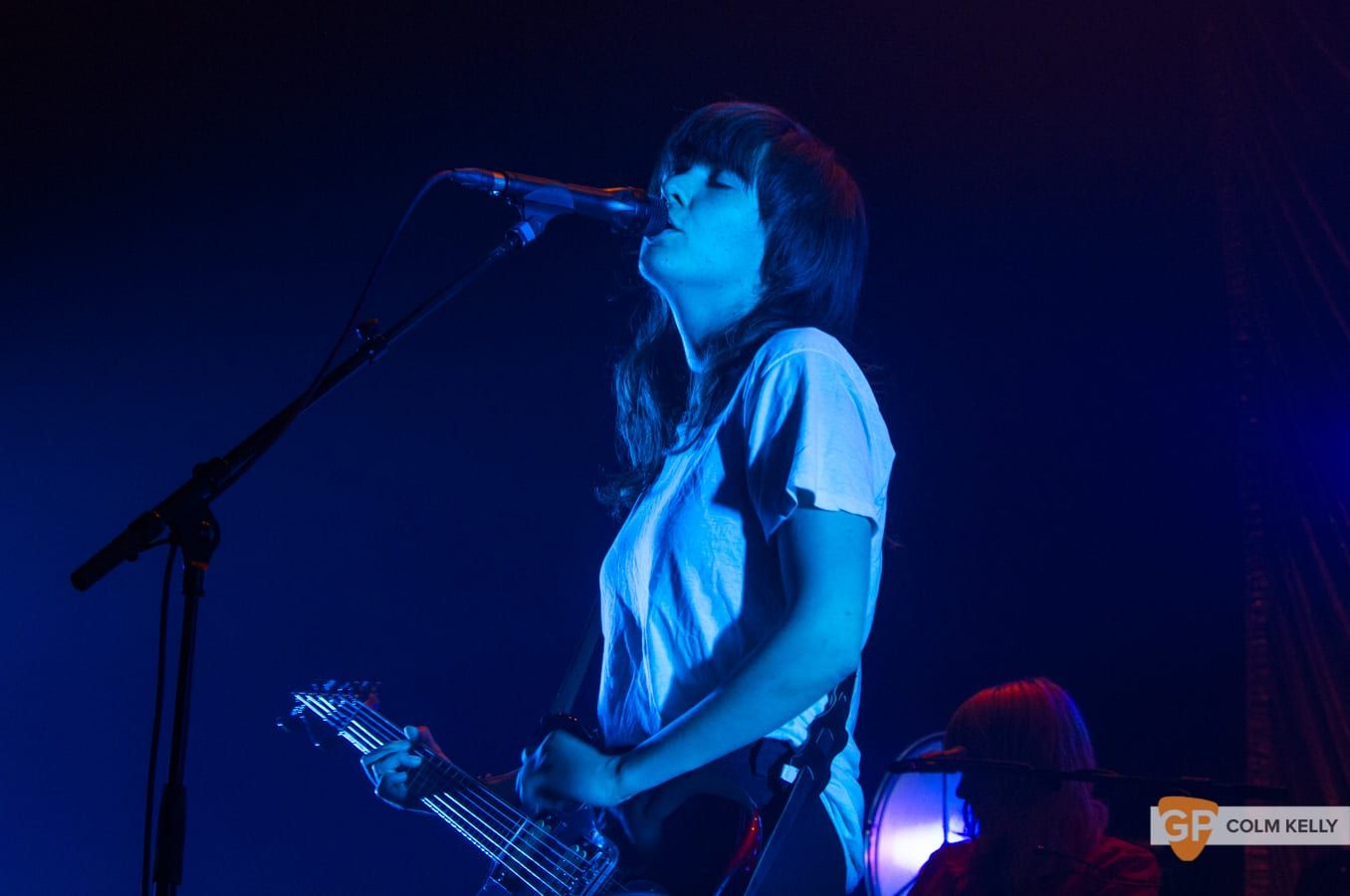Courtney Barnett at The Olympia Theatre, Dublin by Colm Kelly-159