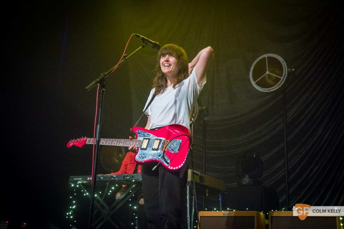 Courtney Barnett at The Olympia Theatre, Dublin by Colm Kelly-28