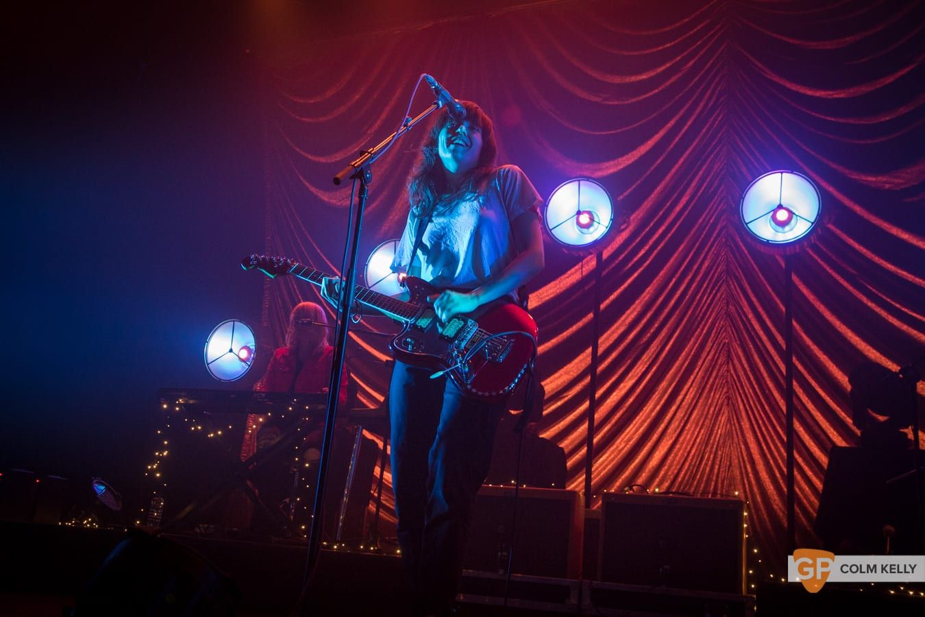 Courtney Barnett at The Olympia Theatre, Dublin by Colm Kelly-32
