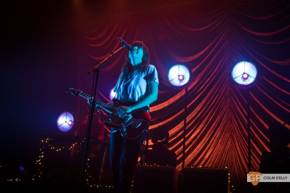 Courtney Barnett at The Olympia Theatre, Dublin by Colm Kelly-47