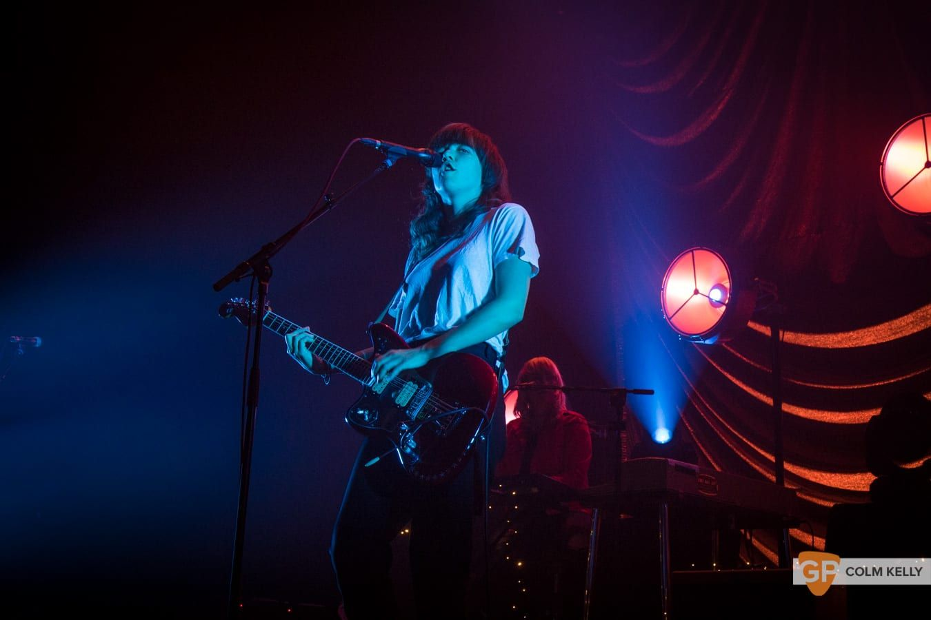 Courtney Barnett at The Olympia Theatre, Dublin by Colm Kelly-54