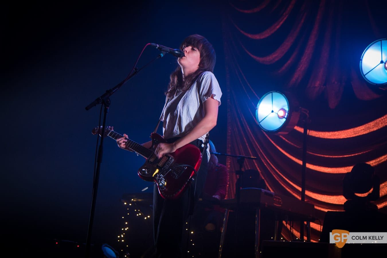 Courtney Barnett at The Olympia Theatre, Dublin by Colm Kelly-75