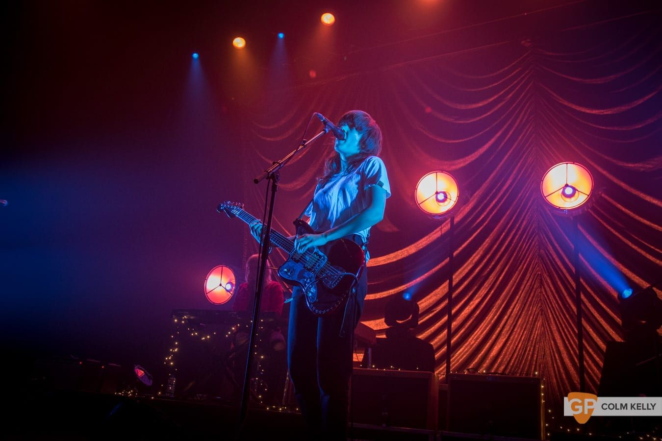 Courtney Barnett at The Olympia Theatre, Dublin by Colm Kelly-83