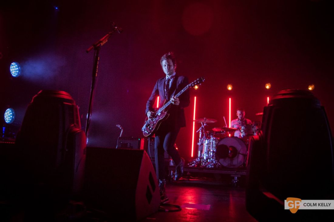Interpol at The Olympia Theatre, Dublin by Colm Kelly-122