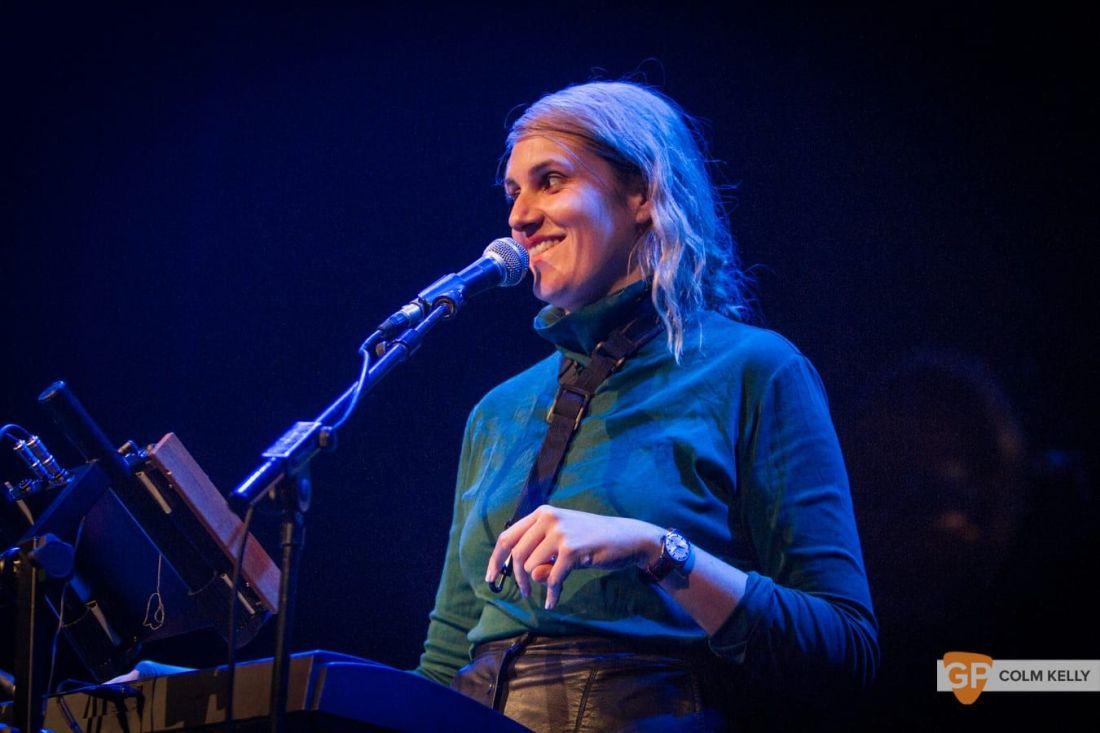 Laura Jean at The Olympia Theatre, Dublin by Colm Kelly-1-5