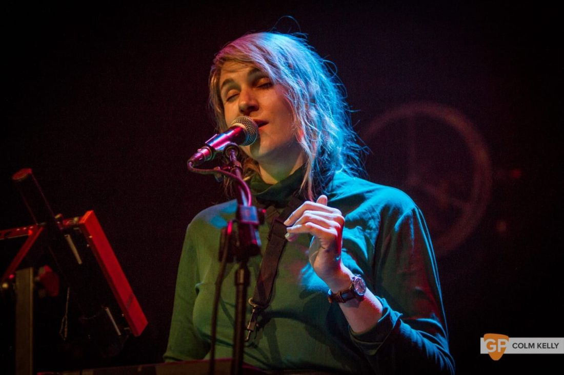 Laura Jean at The Olympia Theatre, Dublin by Colm Kelly-2