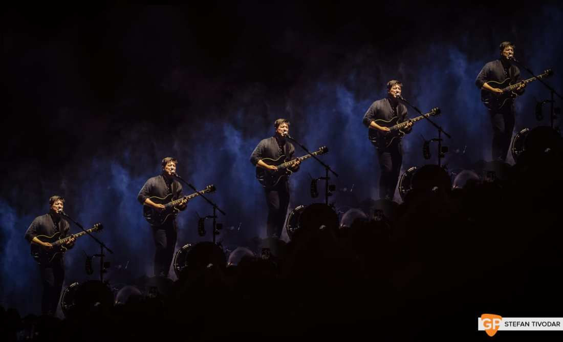 Mumford and Sons 3 Arena Dublin Tivodar 1
