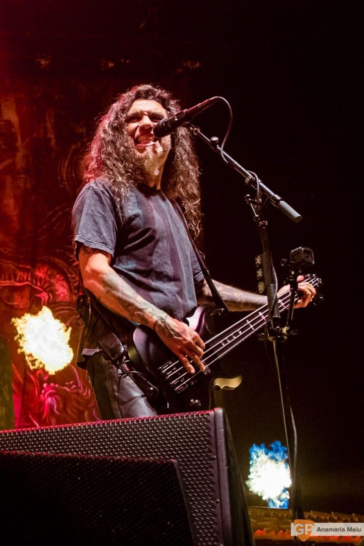 Slayer at 3Arena by Anamaria Meiu