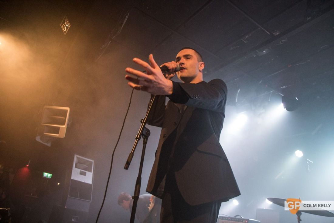 The Murder Capital at The Tivoli Theatre, Dublin by Colm Kelly