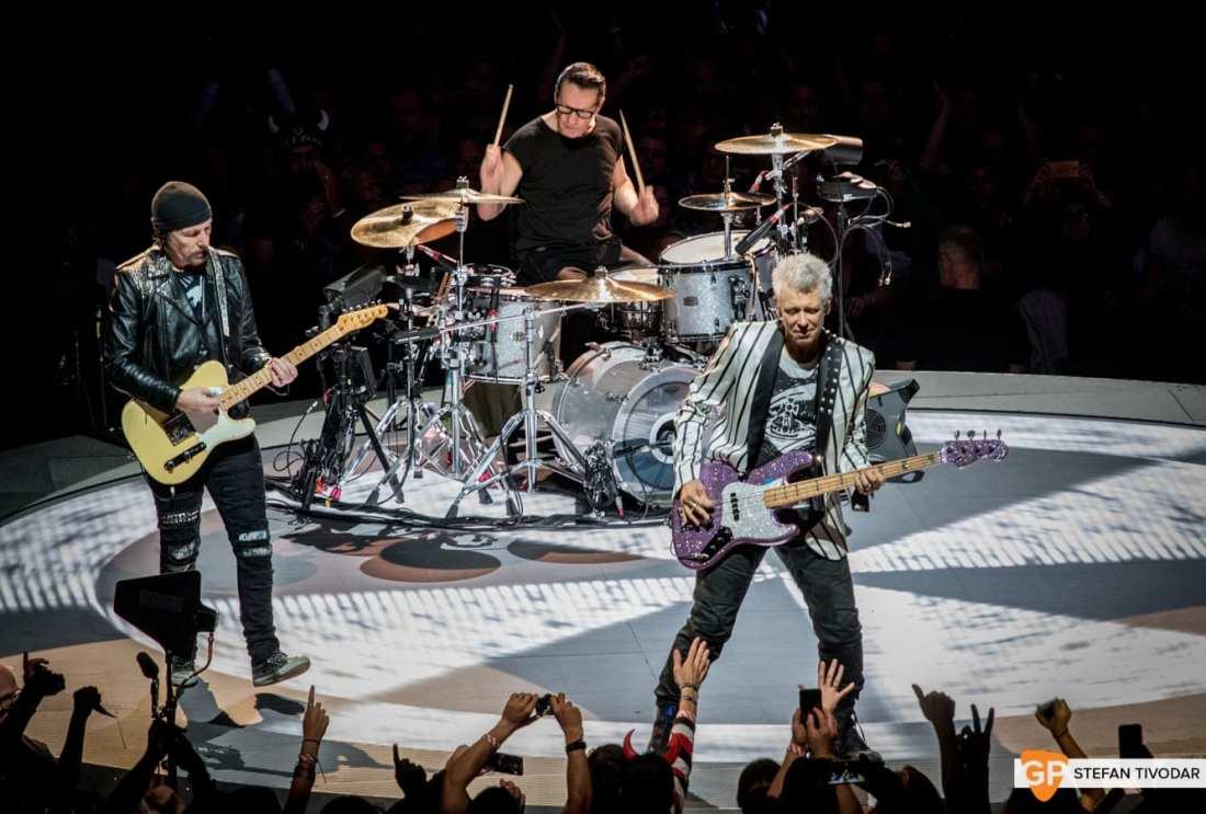 U2 6 NOVEMBER 2018 Dublin Tivodar 19