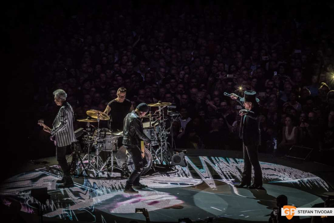U2 6 NOVEMBER 2018 Dublin Tivodar 24