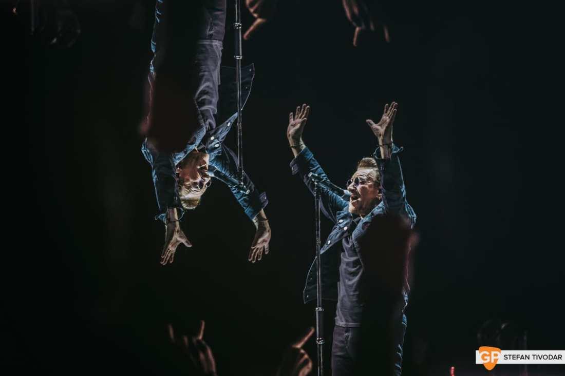 U2 6 NOVEMBER 2018 Dublin Tivodar 3