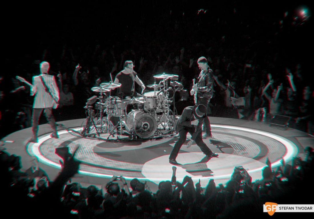 U2 6 NOVEMBER 2018 Dublin Tivodar 7
