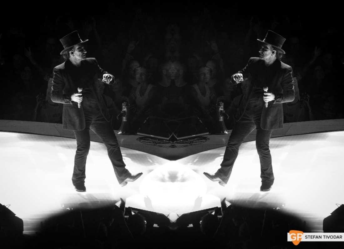 U2 6 NOVEMBER 2018 Dublin Tivodar 9