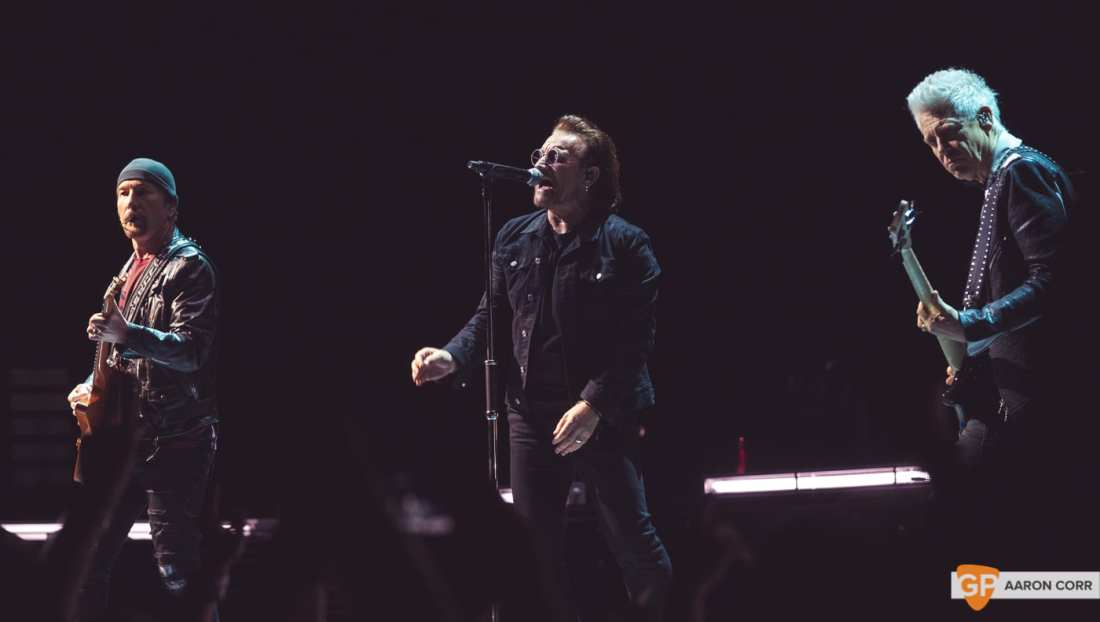 U2 at 3Arena by Aaron Corr-7613