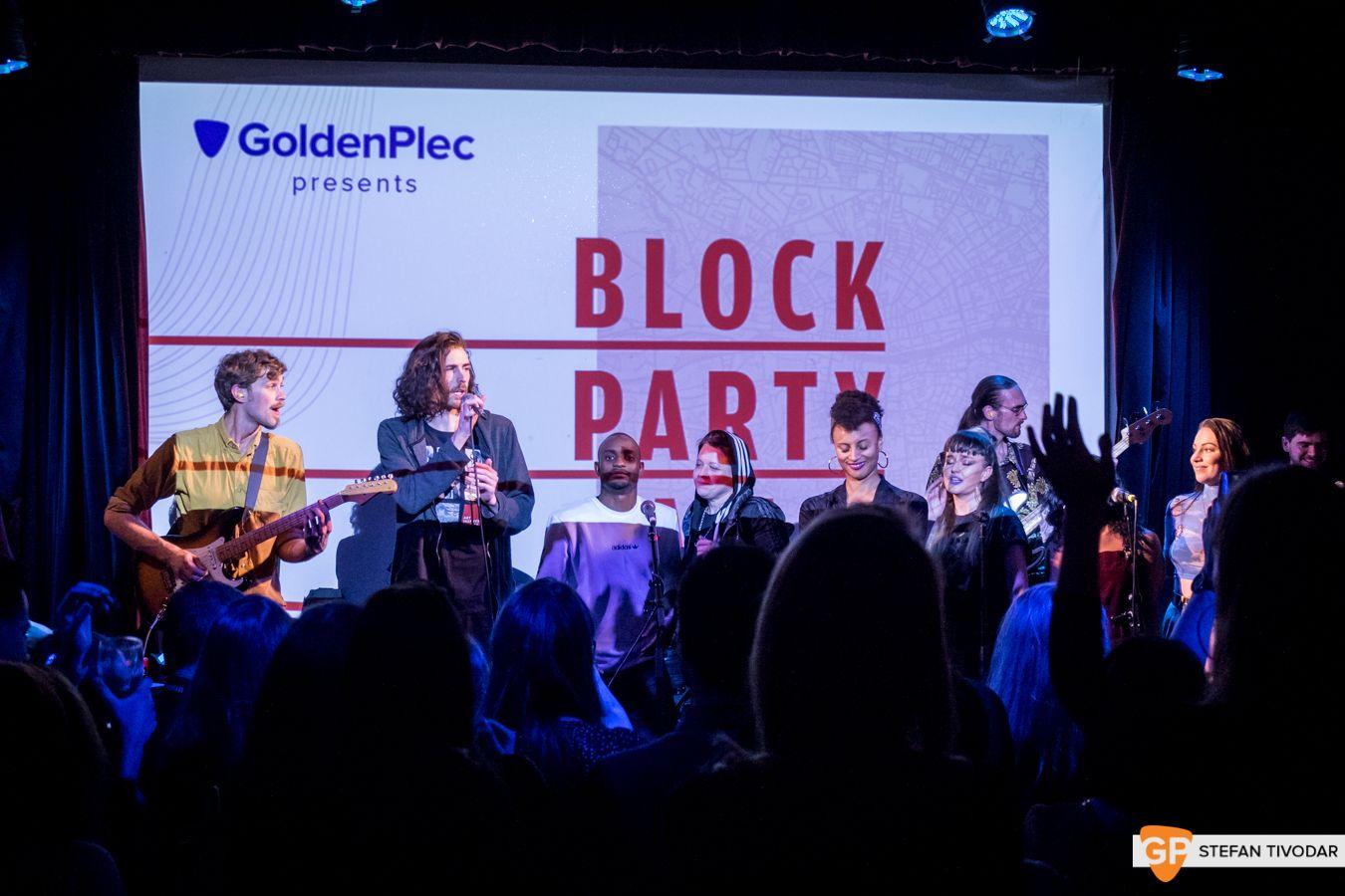 Everybody GoldenPlec Bloc Party Jam 2018 Sugar Club 1