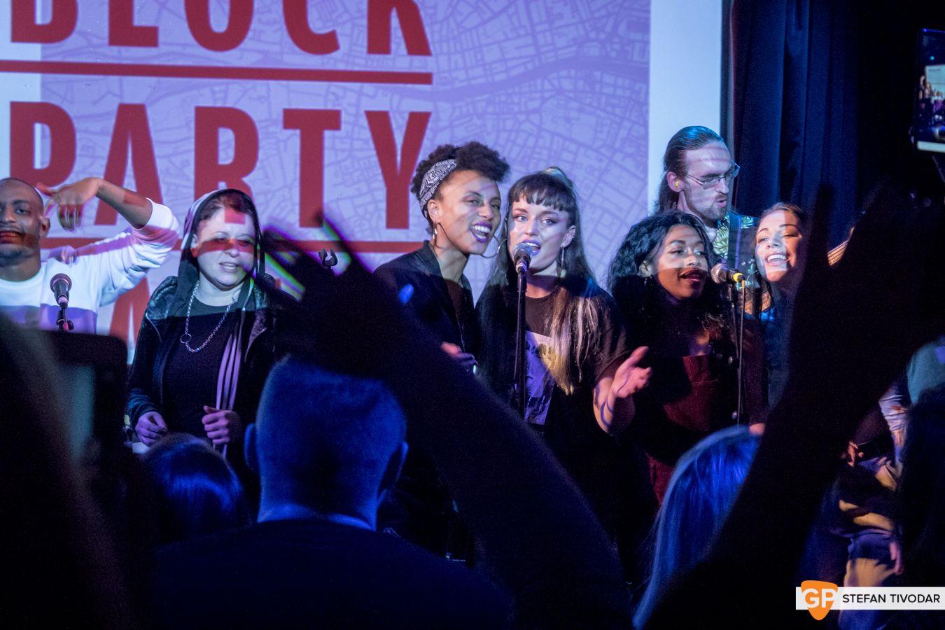 Everybody GoldenPlec Bloc Party Jam 2018 Sugar Club 2