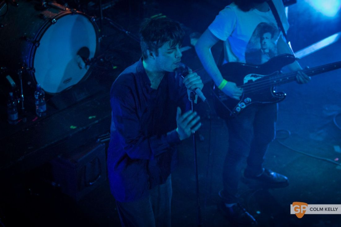Fontaines DC at The Button Factory, Dublin by Colm Kelly-42-2