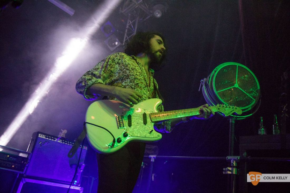 Fontaines DC at The Button Factory, Dublin by Colm Kelly-48