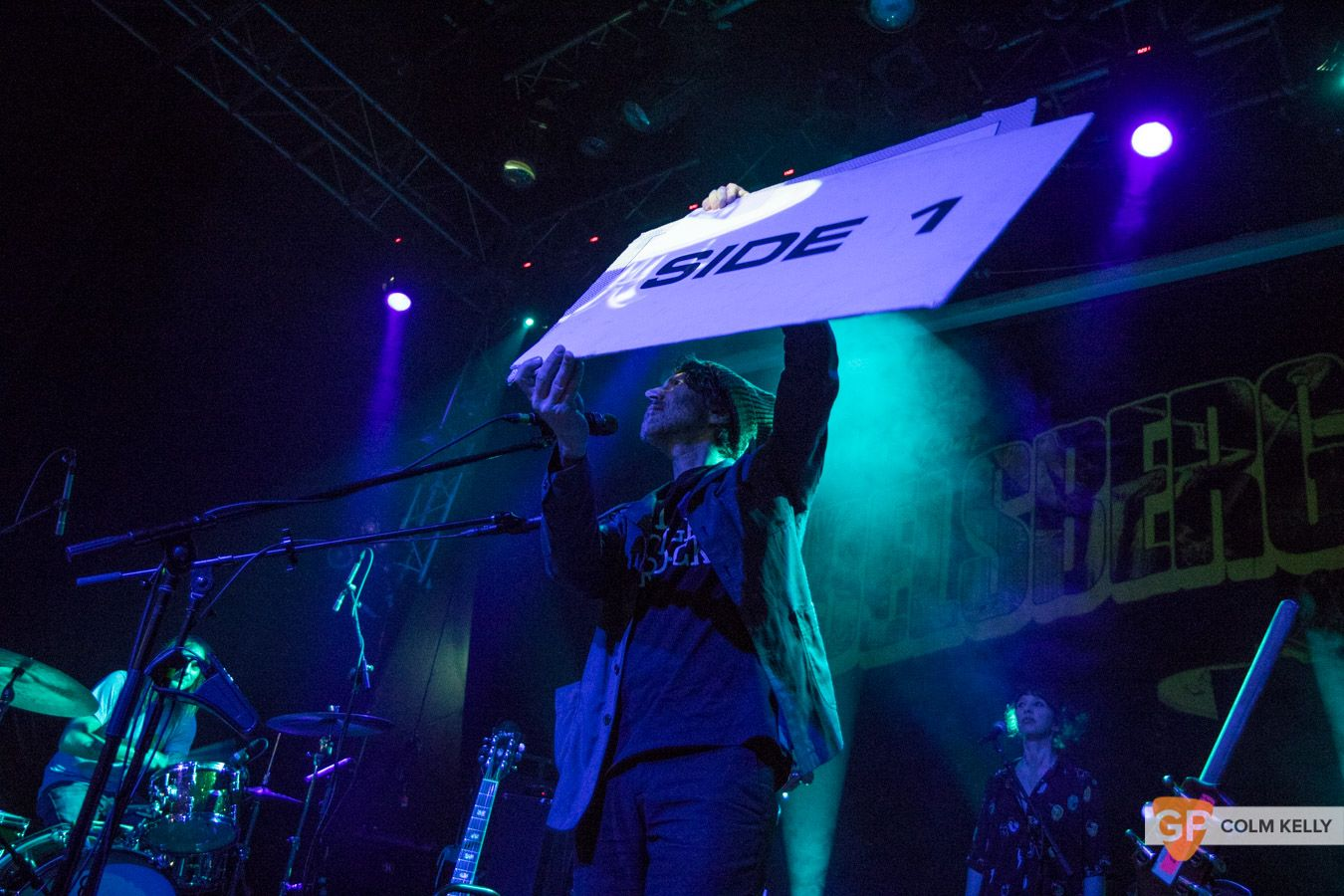 Gruff Rhys at The Button Factory, Dublin by Colm Kelly-18
