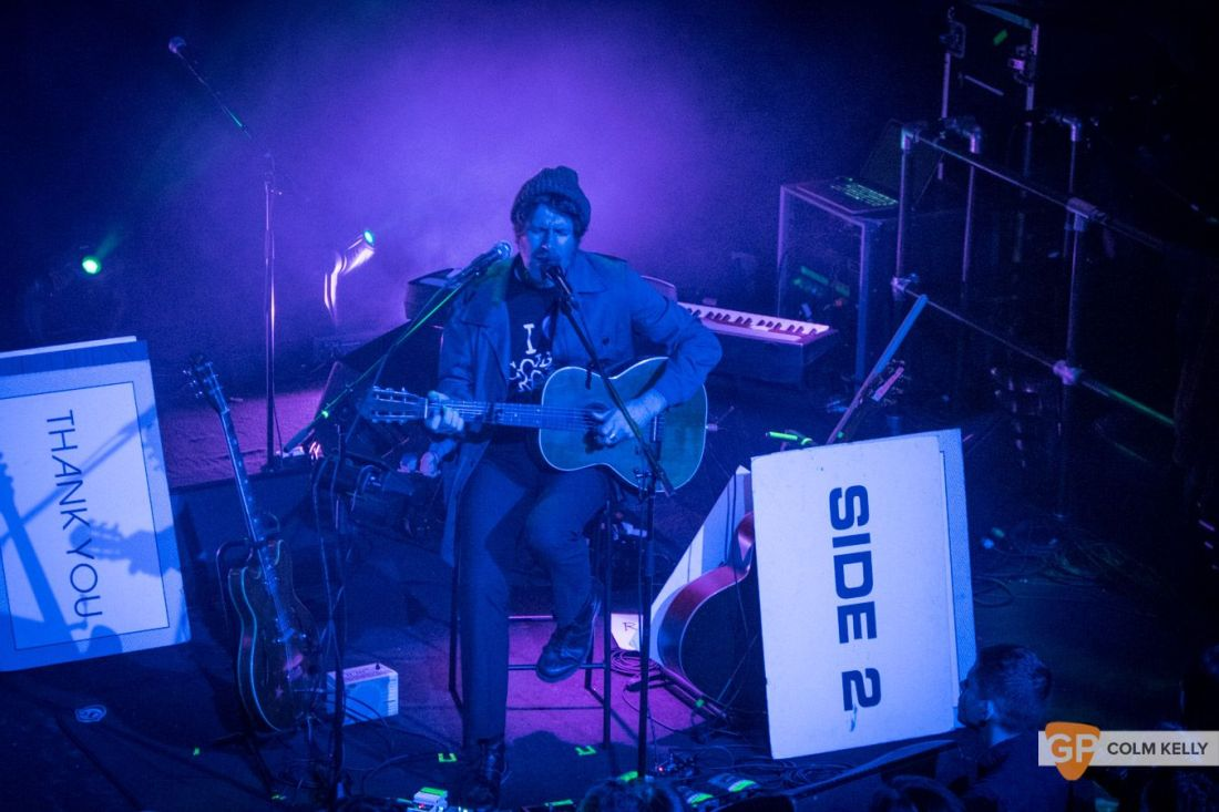 Gruff Rhys at The Button Factory, Dublin by Colm Kelly-208