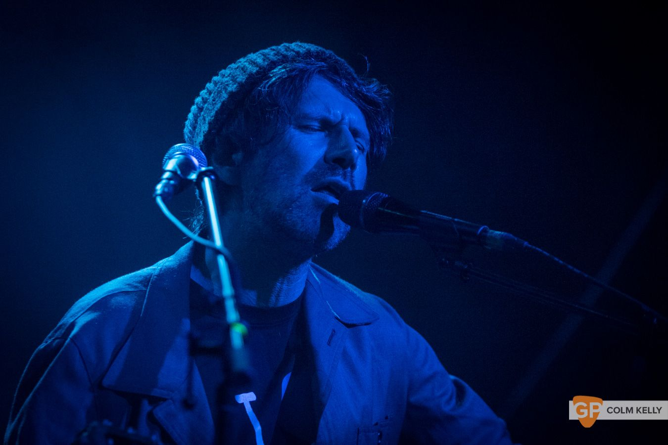 Gruff Rhys at The Button Factory, Dublin by Colm Kelly-236