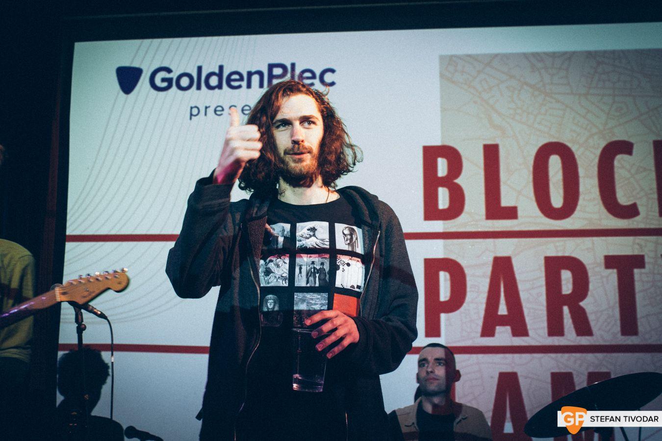Hozier GoldenPlec Bloc Party Jam 2018 Sugar Club 4