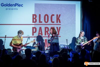 Hozier GoldenPlec Bloc Party Jam 2018 Sugar Club 7