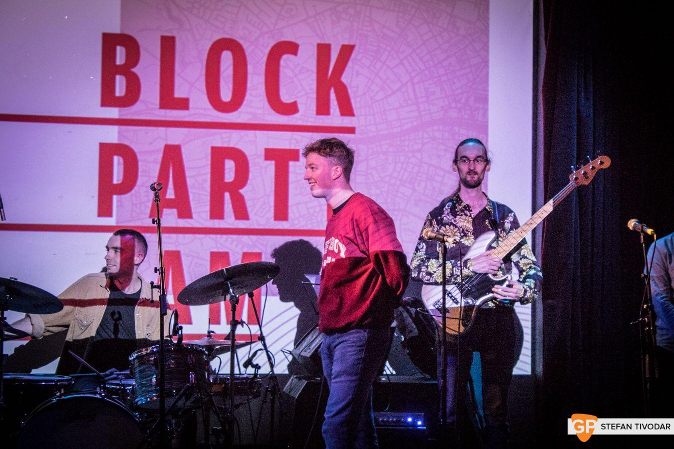 Kean Kavanagh GoldenPlec Bloc Party Jam 2018 Sugar Club 1