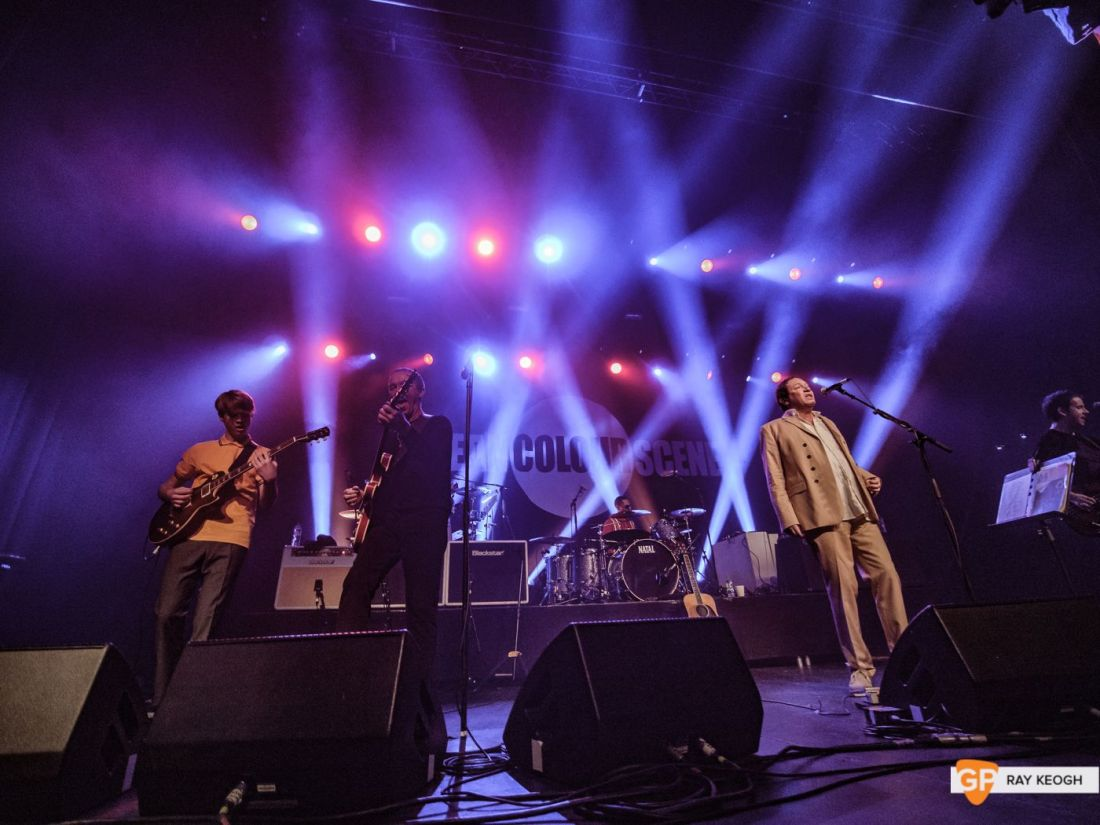 Ocean Colour Scene – The Olympia – Photo by Ray Keogh