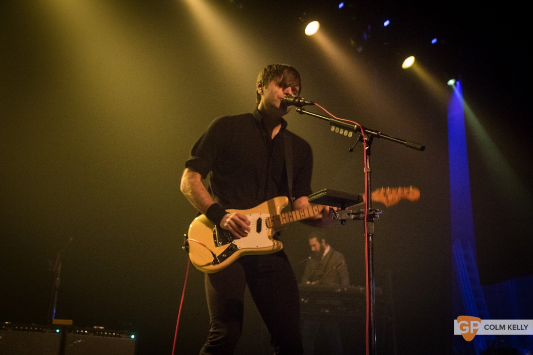 Death Cab For Cutie at The Olymia Theatre, Dublin by Colm Kelly (236)