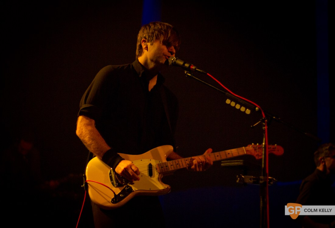 Death Cab For Cutie at The Olympia Theatre by Colm Kelly