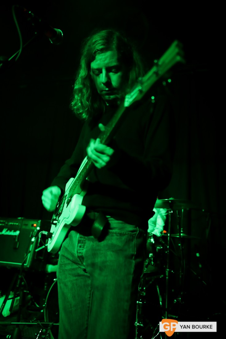 The #1s at The Grand Social on 19 January 2018 by Yan Bourke