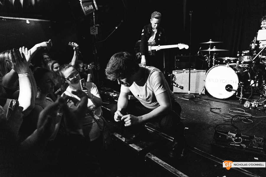 Wild Youth EP launch at The Grand Social. By Nicholas O'Donnell