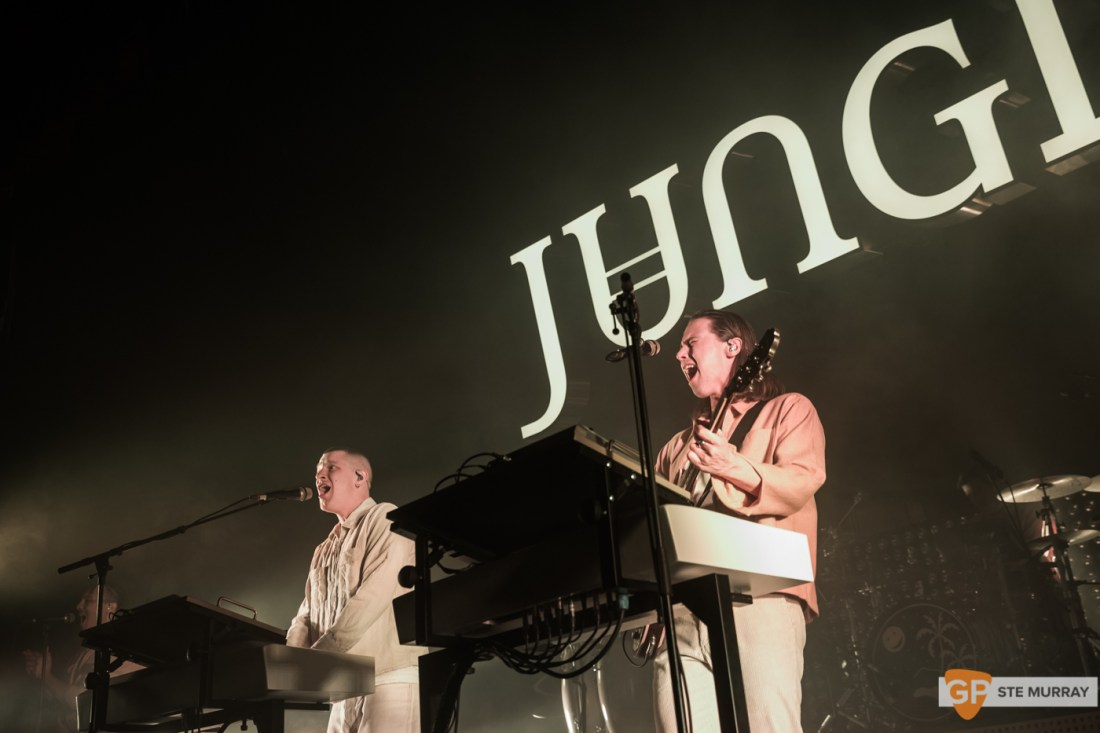 Jungle AT Olympia Theatre, Dublin By Ste Murray _ 05
