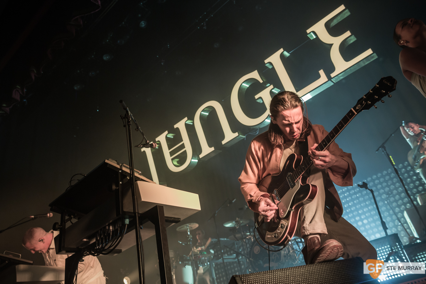Jungle AT Olympia Theatre, Dublin By Ste Murray _ 07