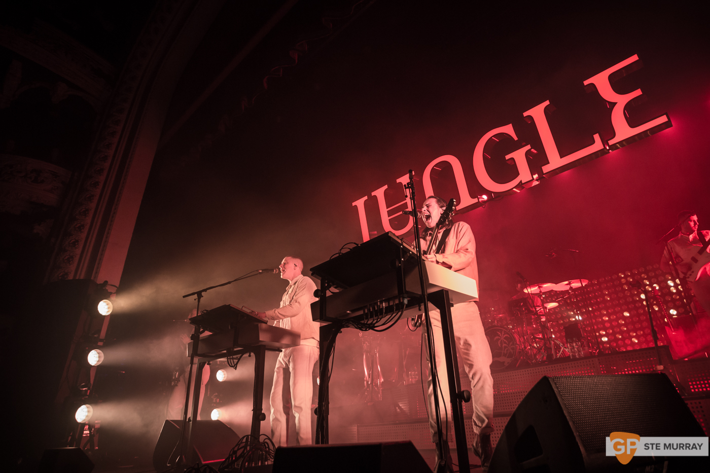 Jungle AT Olympia Theatre, Dublin By Ste Murray _ 12