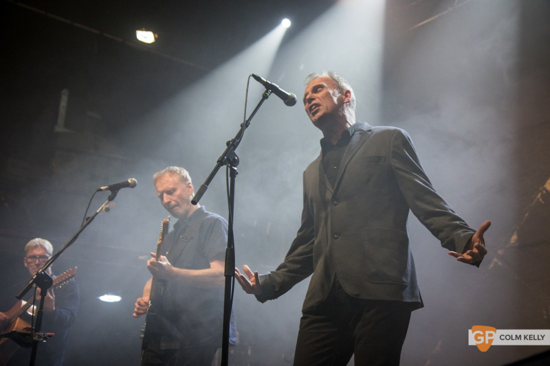 Microdisney at Vicar Street, Dublin 18.2.2019 by Colm Kelly-25