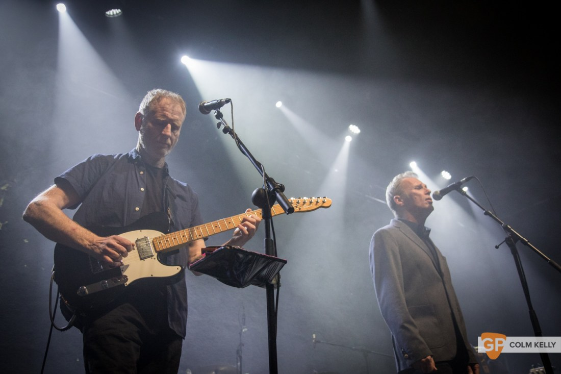 Microdisney at Vicar Street, Dublin 18.2.2019 by Colm Kelly-9