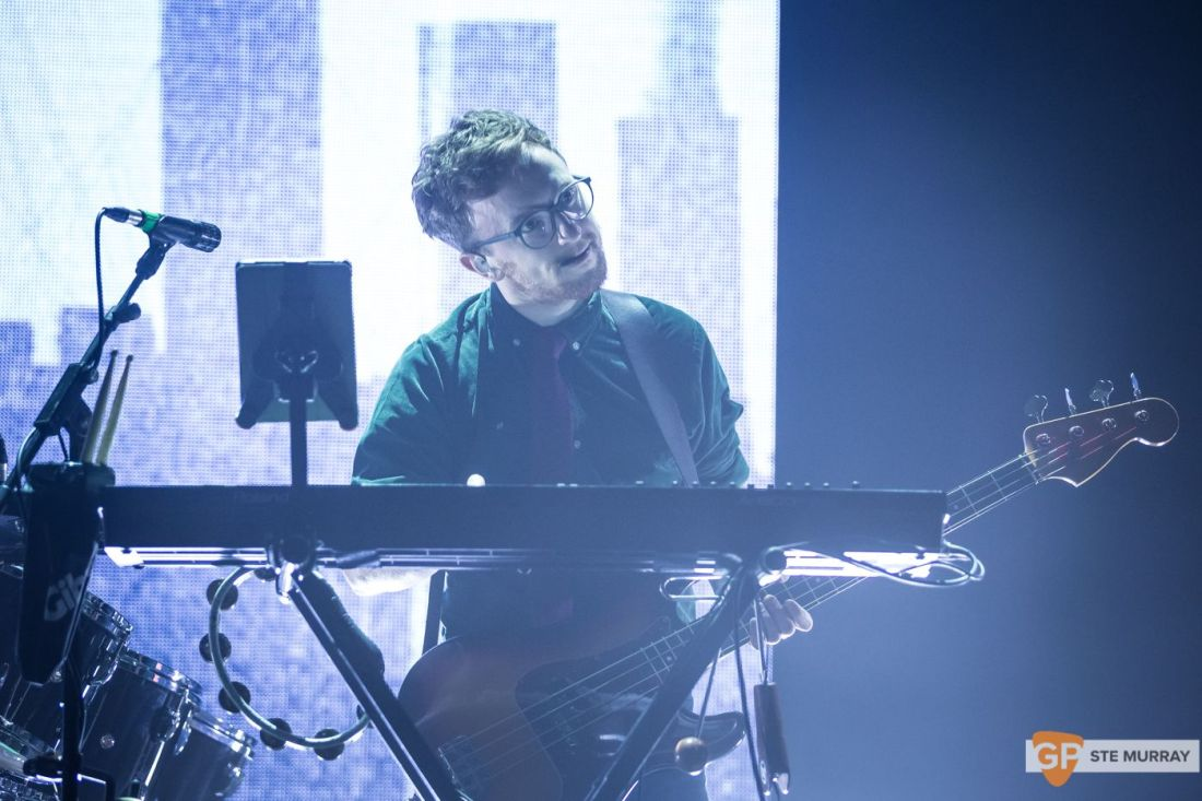 Public Service Broadcasting AT Olympia Theatre, Dublin BY Ste Murray _ 07