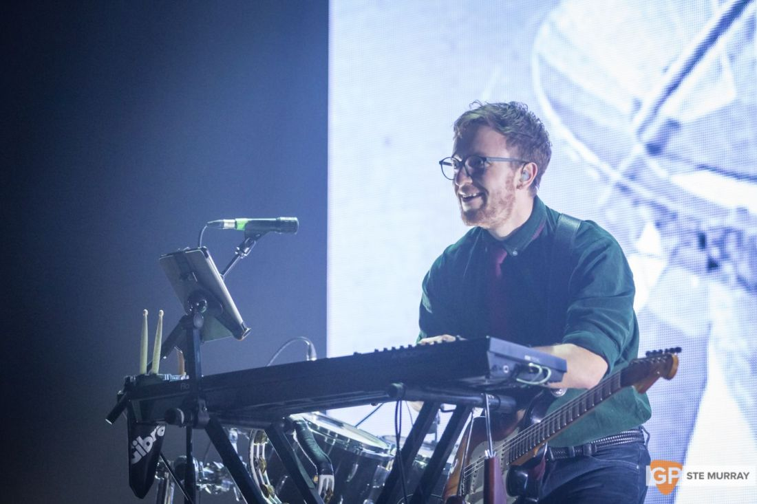 Public Service Broadcasting AT Olympia Theatre, Dublin BY Ste Murray _ 19