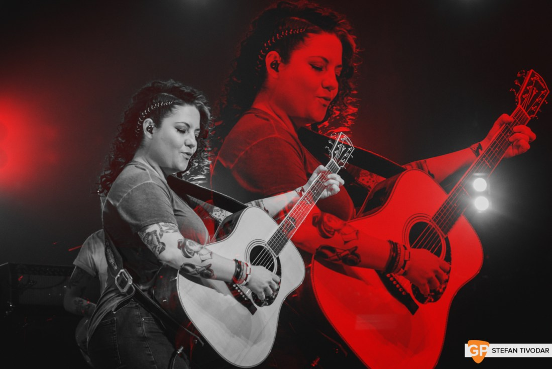ASHLEY MCBRYDE Country to Country Dublin day 2 March 2019 3 Arena Tivodar 1