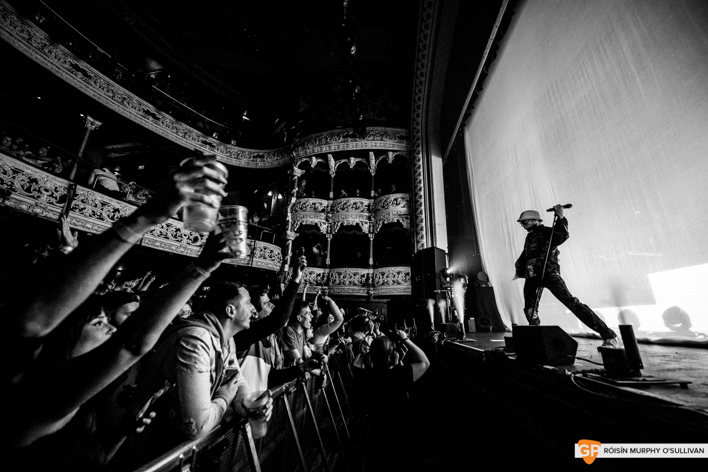 Anderson Paak in The Olympia by Roisin Murphy O'Sullivan (6 of 27)