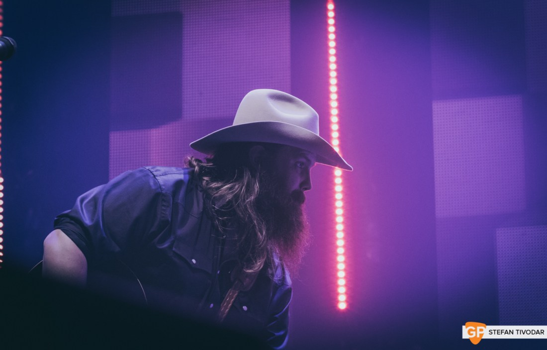 CHRIS STAPLETON Country to Country Dublin day 2 March 2019 3 Arena Tivodar 8