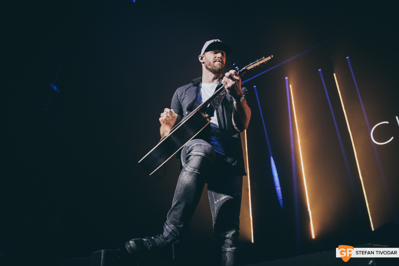 Chase Rice Country to Country Dublin day 3 March 2019 3 Arena Tivodar 11