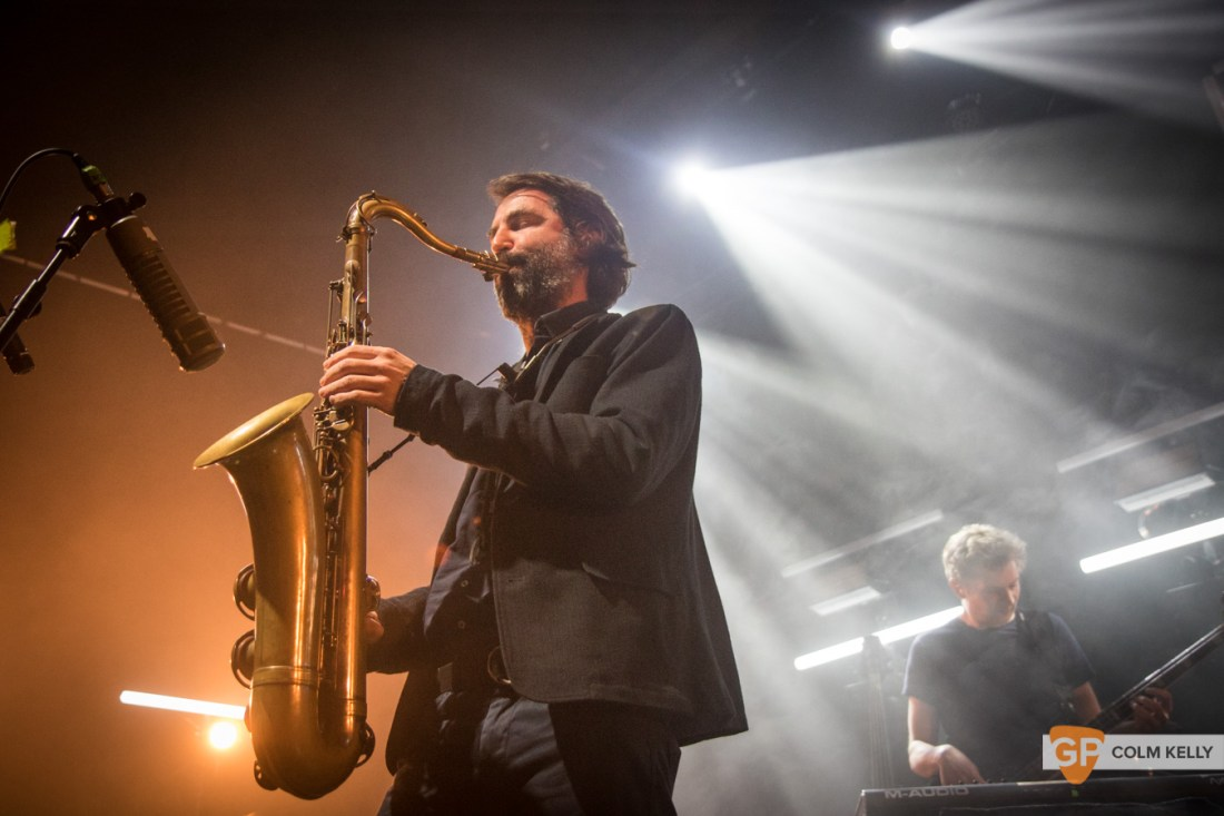 Cinematic Orchestra at Vicar Street 25.3.2019 by Colm Kelly-13